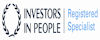 Investors in People Registered Specialist