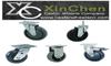 Caster wheels manufacturer of China