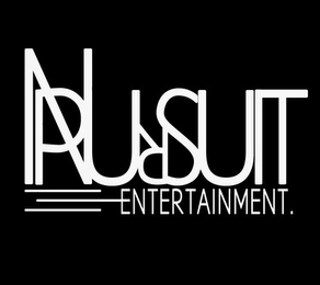 NPURSUIT ENTERTAINMENT.