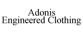 ADONIS ENGINEERED CLOTHING
