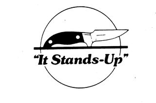 """IT STANDS-UP"""