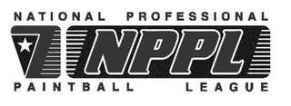 NPPL NATIONAL PROFESSIONAL PAINTBALL LEAGUE