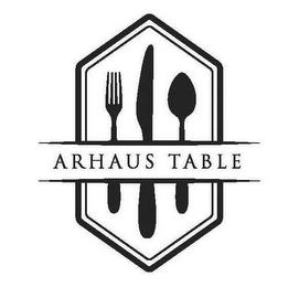 ARHAUS TABLE