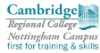 Cambridge Regional College Nottingham Campus