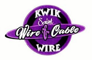 KWIK WIRE SAINT WIRE & CABLE