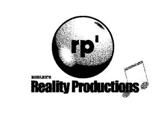 RP' ROBLEE'S REALITY PRODUCTIONS