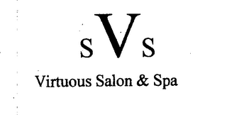 SVS VIRTUOUS SALON & SPA