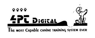 4PT DIGITAL THE MOST CAPABLE CANINE TRAINING SYSTEM EVER