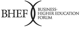 BHEF BUSINESS-HIGHER EDUCATION FORUM