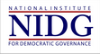 National Institute for Democratic Governance