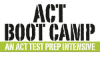 The ACT Boot Camp