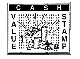 Cash Upholstery Incorporated Cash Value Stamp Texas Business
