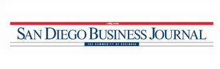 SDBJ.COM SAN DIEGO BUSINESS JOURNAL THE COMMUNITY OF BUSINESS