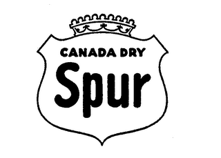 CANADA DRY SPUR