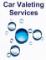 Car Valeting Services