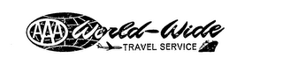 AAA WORLD-WIDE TRAVEL SERVICE