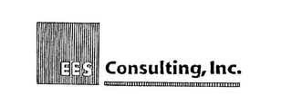 EES CONSULTING, INC.