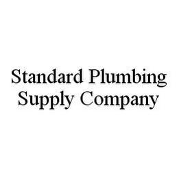 Standard Plumbing Supply Company Trademark Sandy Ut