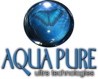 AQUA PURE ULTRA TECHNOLOGIES