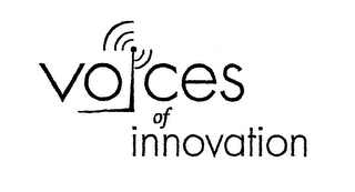 VOICES OF INNOVATION