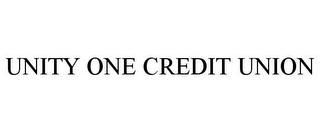 Unity One Federal Credit Union Unity One Federal Credit Union