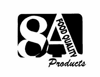 8A FOOD QUALITY PRODUCTS