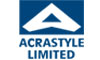 Acrastyle products