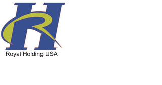 RH ROYAL HOLDING USA