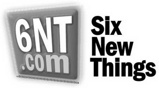 6NT.COM ; SIX NEW THINGS