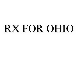 RX FOR OHIO