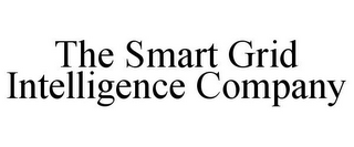 THE SMART GRID INTELLIGENCE COMPANY