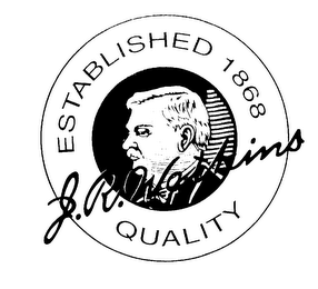 J.R. WATKINS QUALITY ESTABLISHED 1868